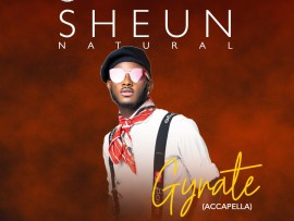 Sheun Natural – Gyrate (Acapella)