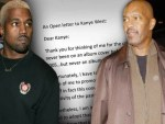 Kanye West's Late Mother's Surgeon Say He Can't Be On His Album, Pens Open Letter To Kanye