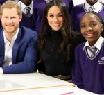 Schoolgirl, 13, Invited To Meghan Markle And Prince Harry's Wedding