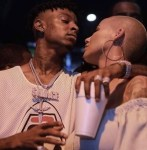 "You Cross Me Once It's F*ck You For Life"" 21 Savage Says After Amber Rose Declared Love For Him"