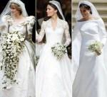 #RoyalWedding – Princess Diana Vs Kate Middleton Vs Meghan Markle Wedding Gown