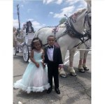 Photos: Chris Brown Splashes $30,000 On His Daughter's, Royalty, Lavish 4th Birthday Bash