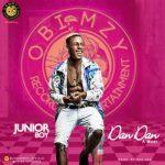 Junior Boy – Dan Dan (Prod. DeeVee)