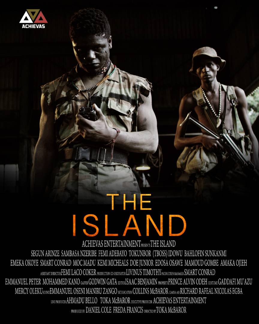 "Watch The Trailer For ""THE ISLAND"" Movie Starring TBOSS, FEMI ADEBAYO And Many More"