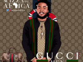Wizza of Africa - Gucci Men