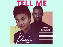 Dunnie Feat. Ric Hassani - Tell Me