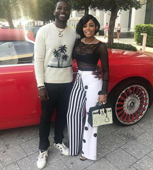 Gucci Mane Shares New Photo With Wife Keyshia K\u0027aoir Days