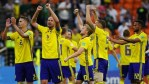 Sweden Beats Mexico 3-0 To Reach Last 16