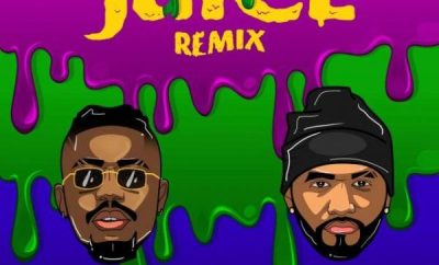 Ycee – Juice (Remix) Ft. Joyner Lucas