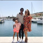 Adorable Family Photos of Beyonce And Jay-Z On Holiday With Their Daughter Blue Ivy