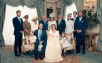 Royal Family Release Official Photos From Prince Louis' Christening