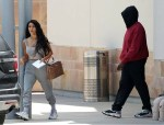Kim Kardashian Rushed Her Husband Kanye West To Hospital For Flu