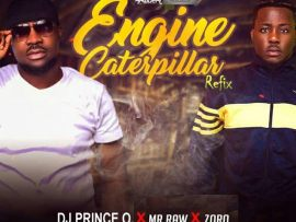 Mr Raw ft Zoro - Engine Caterpillar Refix
