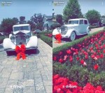 Travis Scott Gifts Kylie Jenner A Rolls Royce For Her 21st Birthday [Photos/Video]