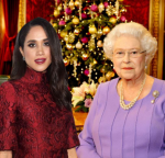 Here's How Queen Elizabeth is Reacting To Meghan Markle's Family Drama