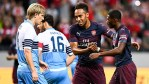 Arsenal Beat Lazio 2 – 0 in Their Final Pre-Season Game