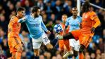 Manchester City Suffer Shock Opening Champions League Loss At Home To Lyon