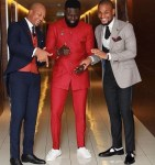 #AMVCA2018: Ebuka, Leo Dasilva, Tobi Bakre, check out 10 of the best dressed male celebs