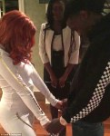 Cardi B Shares First Photo of Her Wedding Ceremony in Her Bedroom As She Marks One-Year Anniversary With Offset