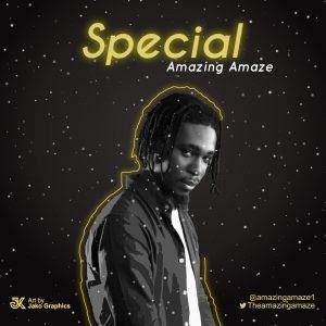Amazing-Amaze-Special Audio Music Recent Posts
