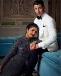 Priyanka Chopra And Nick Jonas Copy Meghan Markle And Prince Harry's Engagement Photo