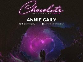 Annie Gaily - Chocolate [Prod. by Xydia]