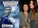 Cristiano Ronaldo's Family Break Their Silence Over His Rape Allegations As They Launch 'Justice For CR7' Campaign