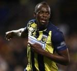 Usain Bolt Scores First Goals in Professional Football [Video]