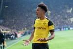 Jadon Sancho Scored Twice But Unbeaten Borussia Dortmund Were Held By Hertha Berlin