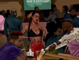 M.A.K & Extremebeatz - Beer Parlour Music (EP)