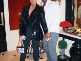 """My ride or die"" Kris Jenner, 63, celebrates boyfriend Corey Gamble on his 38th birthday"
