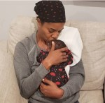 "Gabrielle Union Cuddles Her Baby And Talks About Her ""Smell"""