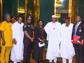 President Buhari approves enhanced salary structure for the police