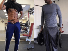 """Safaree complains about his big """"bulge"""" and how it"""