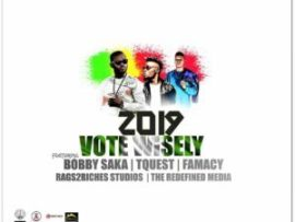 Rags2Riches Studios x The Redefined Media - Vote Wisely (2019)