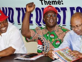 BREAKING!: Labour Suspends Strike, Gets N30,000 New Minimum Wage After 10 Hours Meeting With FG