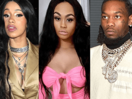 """Pray for me"" Summer Bunni posts apology to Cardi B and her fans for having a threesome with Offset and breaking a marriage"
