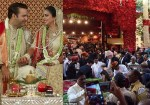 Photos From The Lavish $100m Wedding Ceremony of The Daughter of India's Richest Man