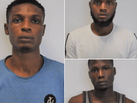 Photos: Yahoo Yahoo boys arrested in Abuja