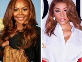 Nicki Minaj accused of stealing Lil Kim