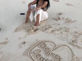 Nicki Minaj professes love for her new boyfriend Kenneth Petty in new photos?