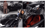 Floyd Mayweather Shows off His Expensive Garage With Luxury Cars Worth More Than £1.5Million [Photos/Video]