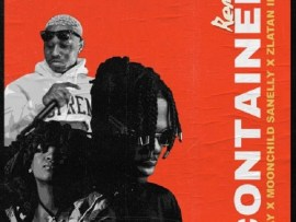 Ckay – Container (Remix) ft. Moonchild Sanelly & Zlatan Ibile