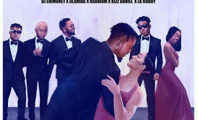 DJ Enimoney – Send Her Money ft. LK Kuddy, Kizz Daniel, Olamide & Kranium