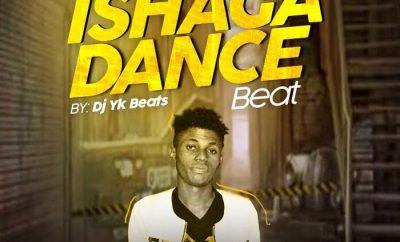 [Free Beat] DJ YK – Ishaga Dance