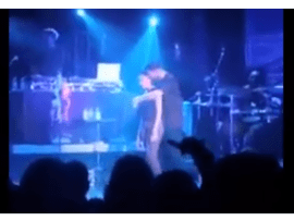 Drake under fire for kissing and fondling a 17-year-old girl onstage in new viral video (Watch)