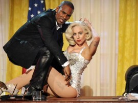 Lady Gaga apologizes for collaborating with R. Kelly, announces she?s removing their song from iTunes and streaming services
