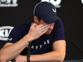 Andy Murray announces in emotional interview that he will retire from Tennis this year