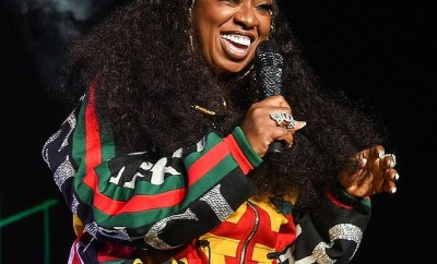 Missy Elliott to become the first female rapper to be inducted into Songwriters Hall of Fame