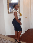 You Won't Believe How Massive This Lady's Backside Now Looks Like 10-Years After [Photo]